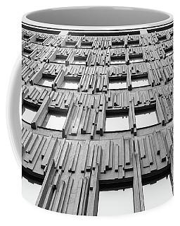 Vertical Lines Coffee Mug