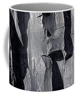 Vertical Trails Coffee Mug