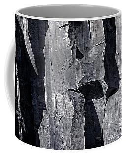 Vertical Trails Coffee Mug