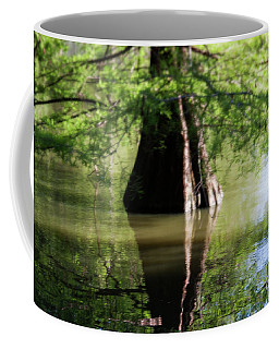 Coffee Mug featuring the photograph Vertices by Ana Mireles