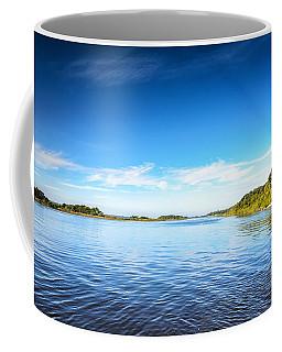 River Blue Coffee Mug