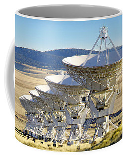 Very Large Array Panoramic Coffee Mug