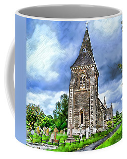 Very Old Church Coffee Mug