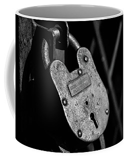 Very Secure Coffee Mug