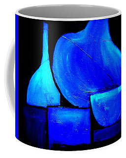 Vessels Blue Coffee Mug