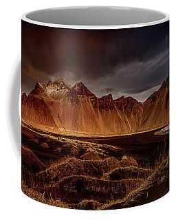 Vestrahon With Sunglow Coffee Mug
