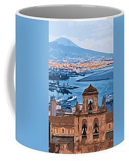 Vesuvio, Panorama From Naples Coffee Mug