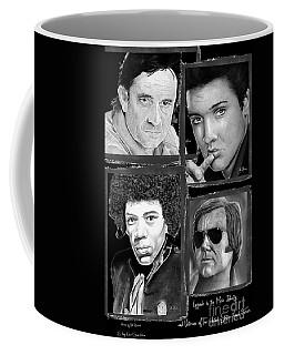 Veteran Musicians Coffee Mug