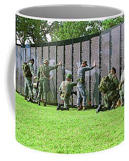 Veterans Memorial Coffee Mug