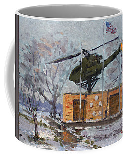 Veterans Memorial Park In Tonawanda Coffee Mug