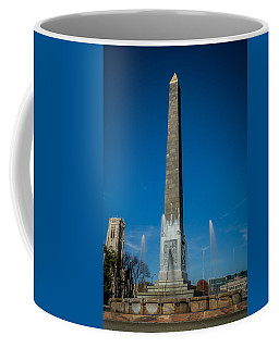 Veteran's Memorial Plaza Coffee Mug