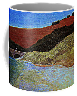 Vetheuil Morning Coffee Mug