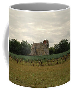 Vezac Church 1300 Coffee Mug