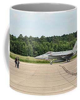 Vfa-136 Knighthawks On The Move Coffee Mug