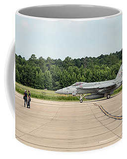 Vfa-136 Knighthawks On The Move Coffee Mug