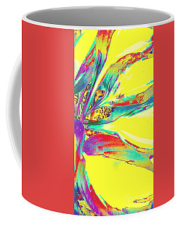 Vibrant Fascination  Coffee Mug