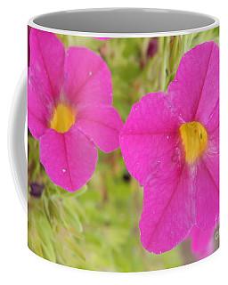 Vibrant Flowers Coffee Mug