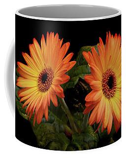 Vibrant Gerbera Daisies Coffee Mug