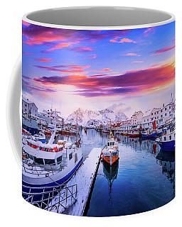 Vibrant Norway Coffee Mug