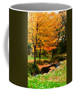 Vibrant October Coffee Mug