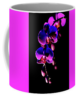 Vibrant Orchids Coffee Mug