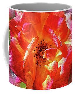 Vibrant Rose Coffee Mug
