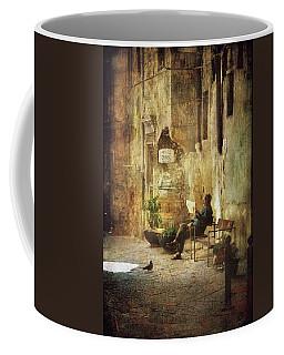 Vicolo Chiuso   Closed Alley Coffee Mug