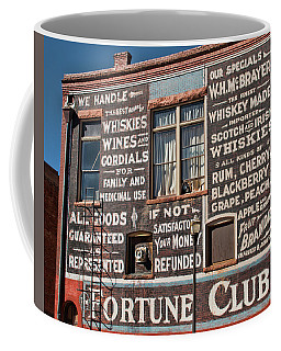 Victor Fortune Club Coffee Mug