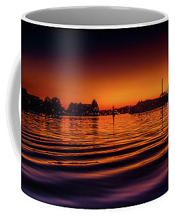 Victoria At Night Coffee Mug