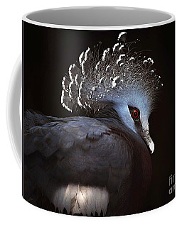 Victoria Crowned Pigeon Coffee Mug