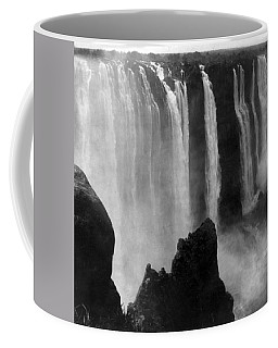 Victoria Falls - C 1911 Coffee Mug by International  Images