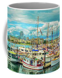 Victoria Harbor 2 Coffee Mug