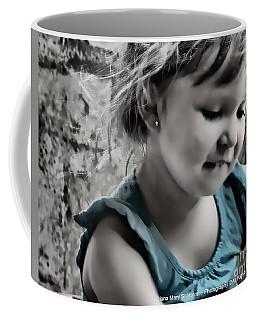 Victoria In Blue Coffee Mug