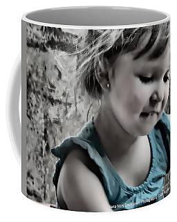Victoria In Blue Coffee Mug