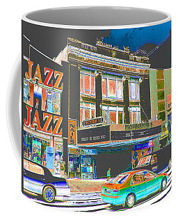 Victoria Theater 125th St Nyc Coffee Mug