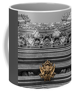 Victoria Tower Low Angle London Coffee Mug