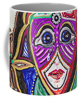 Victorian Butterfly Coffee Mug