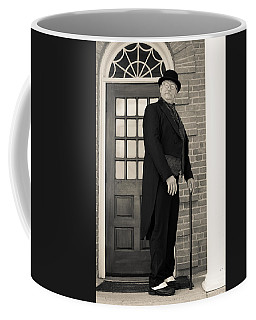 Victorian Dandy Coffee Mug by Fran Riley