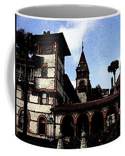 Victorian Era Hotel Coffee Mug by Shirley Heyn