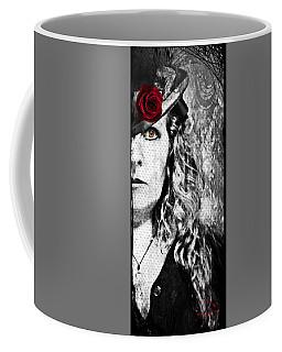 Victorian Lady Vampire Coffee Mug