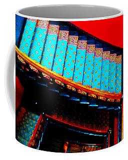 Victorian Stairs Coffee Mug
