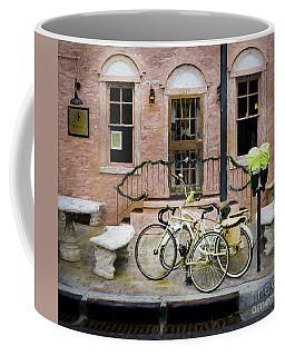 Victoria's Bicycles Coffee Mug