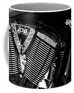 Victory Bw V1 Coffee Mug