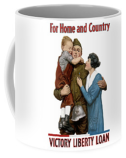 Victory Liberty Loan - World War One  Coffee Mug