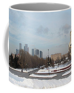 Victory Park In Moscow Coffee Mug