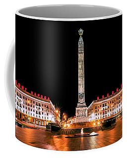 victory Square Coffee Mug