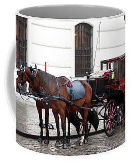 Vienna Carriage Coffee Mug