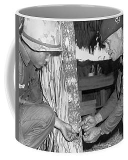 Viet Cong Booby Trap Coffee Mug