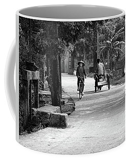 Vietnam Back Roads  Coffee Mug by Chuck Kuhn