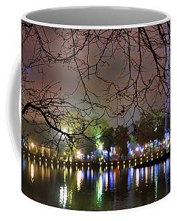 Vietnam Hoan Kiem Lake II Coffee Mug by Chuck Kuhn